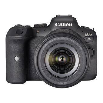 Cámara EVIL Canon EOS R6+ RF 24-105mm IS STM