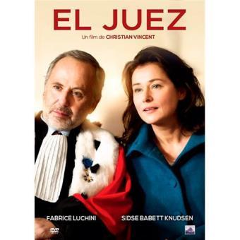 El juez - DVD