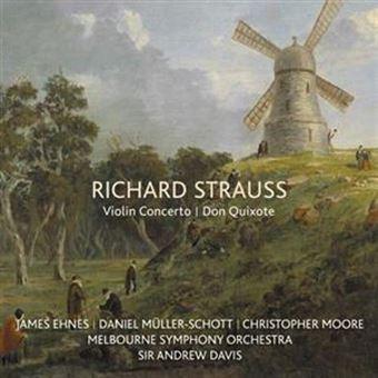 Violin Concerto / Don..