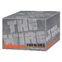 Pack The Wire (Bajo escucha)  Serie Completa - Exclusiva Fnac - DVD