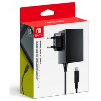 Nintendo Switch adaptador de corriente