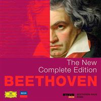 Box Set BTHVN 2020 - Beethoven - The New Complete Edition - 118 CD + 3 Blu-Ray + 2 DVD
