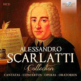 Alessandro Scarlatti - Collection - 30 CD