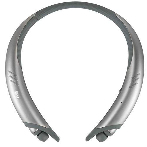 Auriculares Bluetooth LG HBS-A100 Plata