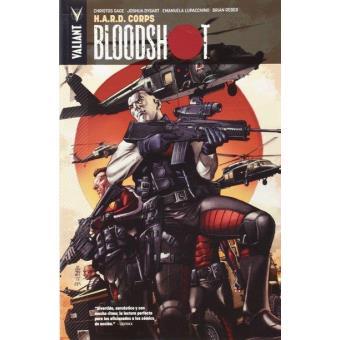 Bloodshot 4. H.A.R.D Corps