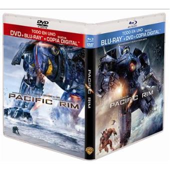 Pacific Rim - Blu-Ray + DVD