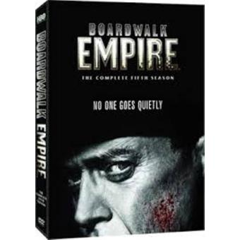 Boardwalk EmpireBoardwalk Empire - Temporada 5 - DVD