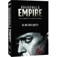 Boardwalk Empire  Temporada 5 - DVD