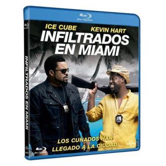 Infiltrados en Miami - Blu-Ray