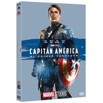 Capitán América: El primer vengador - Ed Oring - DVD