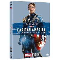 Capitán América: El primer vengador  Ed Oring - DVD