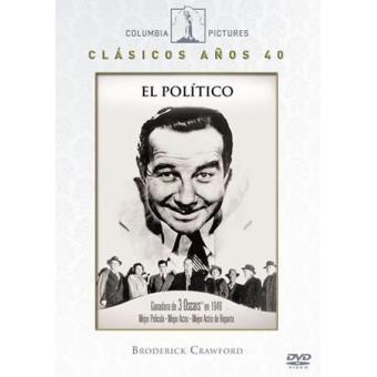 El político - DVD