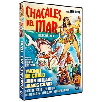 Chacales del mar - DVD