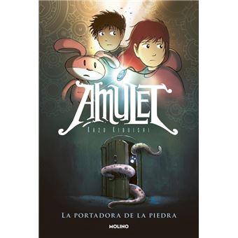 Amulet 1- La portadora de la piedra