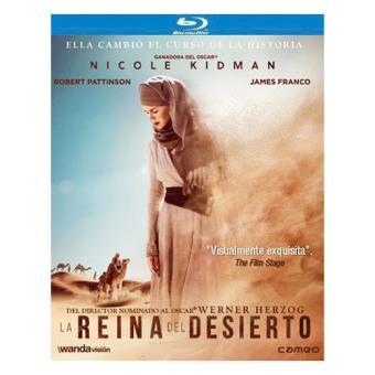 La reina del desierto blu ray musica y cine werner for Aida piscina reina del desierto
