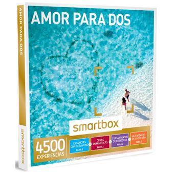 Caja Regalo Smartbox - Amor para dos