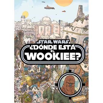 Star Wars. ¿Dónde esta el wookiee?