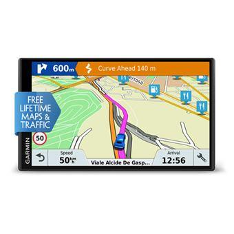 Navegador GPS Garmin DriveSmart 61 LMT-S Europa