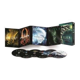 Pack Alien. Saga completa - DVD