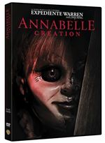Annabelle Creation  Ed. Halloween - DVD