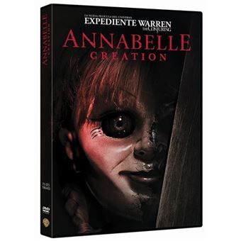 Annabelle Creation - Ed. Halloween - DVD