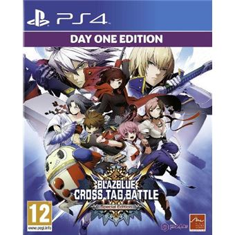 BlazBlue Cross Tag Battle - Special Edition - PS4