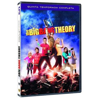 The Big Bang TheoryThe Big Bang Theory - Temporada 5 - DVD