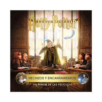 Harry Potter - Hechizos y encantamientos