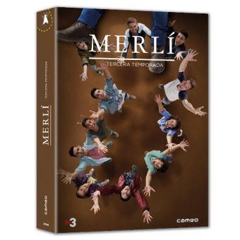 Merlí. Temporada 3 - catalán - DVD