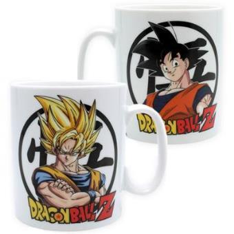 Taza Dragon Ball Goku