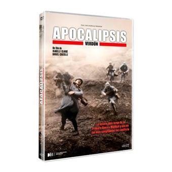 Apocalipsis: Verdún - Miniserie - DVD