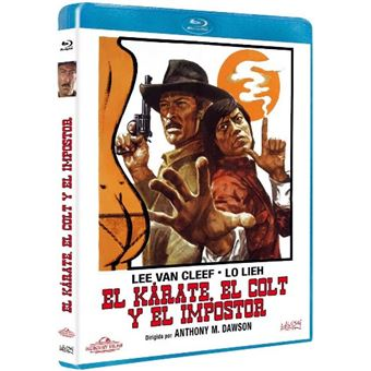 El karate, el colt y el impostor - Blu-Ray