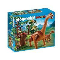 Playmobil Dinos Braquiosaurius con Bebé