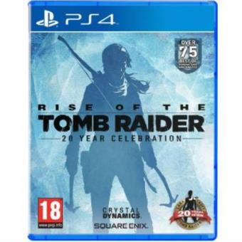 Rise Of The Tomb Raider: 20 Aniversario PS4
