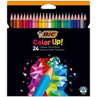 Lápices de colores BIC Color Up 24 lápices