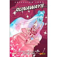 Runaways 3 - Eso fue ayer