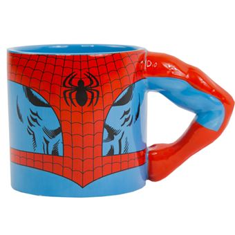 Taza 3D Marvel - Spiderman