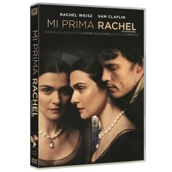 Mi prima Rachel - DVD