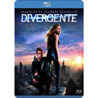 La Serie Divergente - Blu-Ray