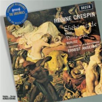 Ravel. Shéhérazade / Berlioz. Nuits d'été