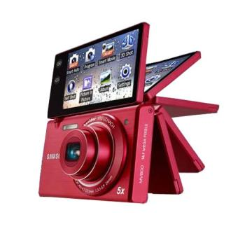 samsung mv 800 roja c mara compacta digital c mara digital comprar en fnac. Black Bedroom Furniture Sets. Home Design Ideas
