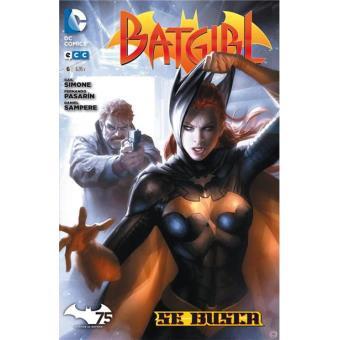 Batgirl núm. 06 Se busca