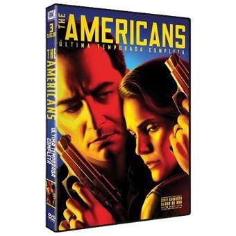 The Americans - Temporada 6 - DVD