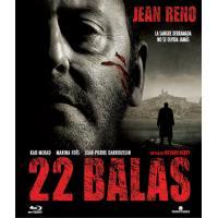22 balas - Blu-Ray