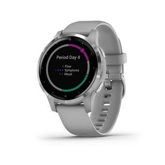 Smartwatch Garmin Vivoactive 4S Gris/Plata