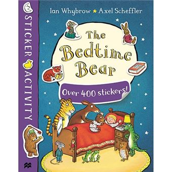 The Bedtime Bear Sticker Activity - Over 400 Stickers!
