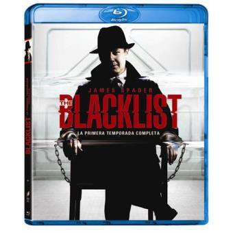 The Blacklist  Temporada 1 - Blu-Ray