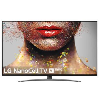TV LED 49'' LG NanoCell 49SM8600 IA 4K UHD HDR Smart TV