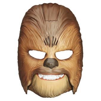 Máscara electrónica Star Wars de Chewbacca