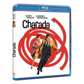 Charada - Blu-Ray